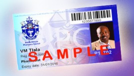 SAPC Registration Card