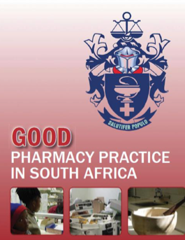 SAPC - Good Pharmacy Practice