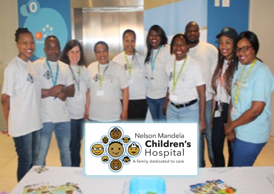 SAPC - Pharmacy Month (Sep 2017) - Nelson Mandela Children's Hospital