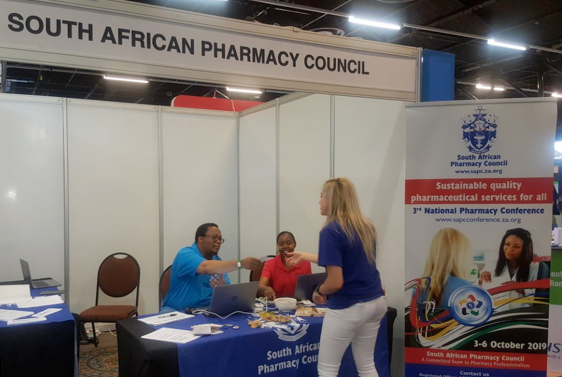 Pharmaciae - SAPC takes services to the profession